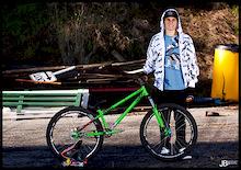 Mike Montgomery - Bike Check