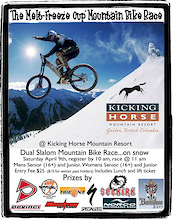 Looking for some fun this weekend?  Head to Kicking Horse Resort!