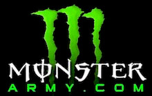 "Monster Energy To Sponsor A Legion Of Elite Athletes With Revolutionary ""Monster Army"" Team"