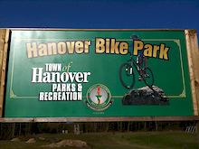Hanover Freeride MTB park - Ontario