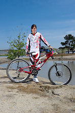Anneke Beerten Sea Otter Bike Check
