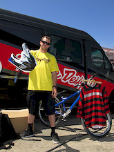 Troy Lee Designs and Cam Zink - Sea Otter 2010