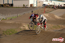 Calgary 4x Racing @ the Calgary BMX Race Track!!!