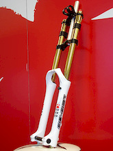 Prototype Marzocchi 888 EVO Ti Fork With Ti Nitrate Stanchions