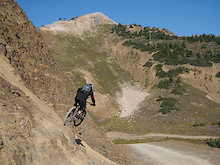Kicking Horse Bike Park - Trail Crew Update #7 - 2010