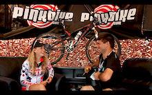 UCI World Championships Mont Saint Anne - Emily Batty Interview