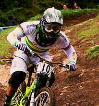 UCI World Championships Mont Saint Anne - Race Day Video
