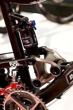 Interbike 2010  - Diamondback's Slopestyle Dreamliner And Sortie Black