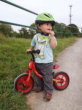 Part 2 - Balance Bikes - The Progression Project!