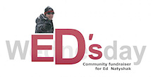 Ed's day this Wednesday in Nelson B.C.