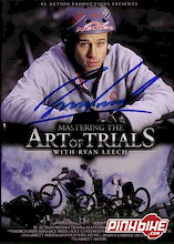 Mastering the Art of Trials DVD now INSTOCK