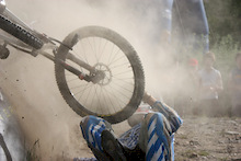 10 Biggest Crashes on Pinkbike?
