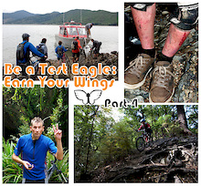 Test Eagles in New Zealand Part 4