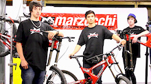 Marzocchi GoPro Intense DH Team