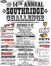 14th Annual Southridge Challenge: