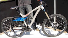 Ellsworth Prototype DH Rig: name it and you own it - Sea Otter day 1