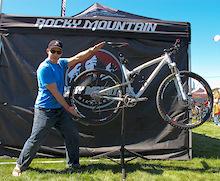 Rocky Mountain 29er Element Prototype