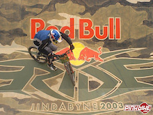 Red Bull Ride Final Results