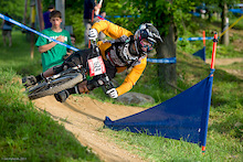 US Open 2011 - GS qualifying and DH practice