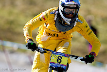 Fort William World Cup 2011 - DH Timed Training