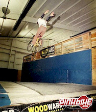 The Banger in The Hanger at Woodward West