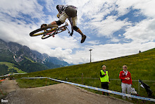 Leogang Friday - DH Practice and Timed Training