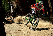 ODI Athlete Mike Montgomery On Mammoth Mountain