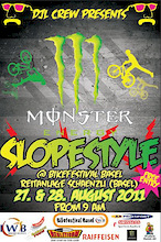 Monster Energy Slopestyle in Basel (CH) Podcast Vol. 1