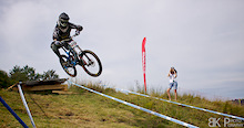 UCI DH World Cup La Bresse Video