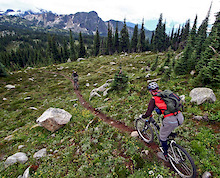 Revelstoke, B.C. - Alpine XC/AM and Great Freeriding!