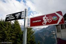 Champery World Championships 2011 - Day 1