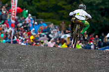 2011 DH World Championship - Monster Specialized