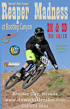 Reaper Madness Downhill @ Bootleg Canyon