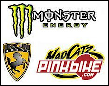 Monster Energy/Iron Horse/Mad Catz Racing Team Sweeps WC DH Titles