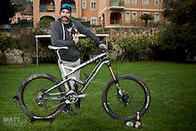 Bike Check: Mark Weir's Carbon Jekyll