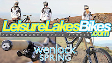 Leisure Lakes Bikes, Downhill Team Launch