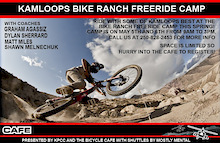 Bicycle Cafe Presents Bike Ranch Freeride Camp