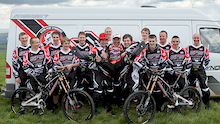 2012 Steve Peat Syndicate at the Halo BDS Round 1