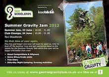 Gawton Gravity Hub 'Summer Gravity Jam' 2012