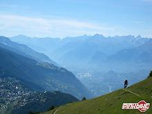 Alpenrock: Ride the world's biggest bike park with Wade Simmons, Dave Watson and Joe Schwartz.