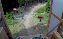 Val di Sole Course Cams - UCI World Cup 2012