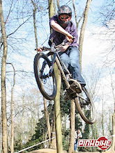 Grass roots Slopestyle in Cormeilles France