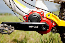Pinion P1.18 Gearbox: First Ride