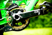 Race Face SIXC Carbon DH Crank Review