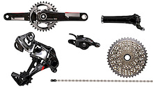 SRAM XX1 Eleven Speed Drivetrain - First Look
