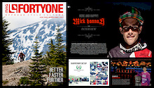 Mountainbike magazine MAG41 Issue #003