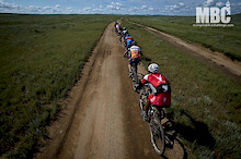 Video: Mongolia Bike Challenge - Stage Two