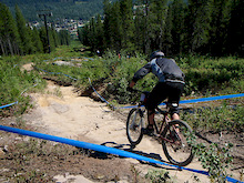 Kicking Horse Bike Park - Trail Crew Update #4 - 2012