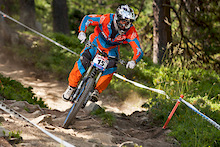 iXS European Downhill Cup 2012 - Wallner wins Pila
