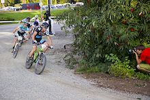 Photos, Video+Results: Fat Tire Crit - Crankworx Whistler 2013
